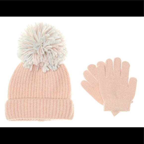 Capelli of New York Other - Girls Hat & Glove Set